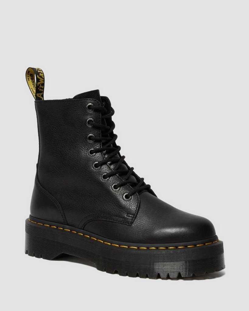dr martens jadon pisa, doc martens zipper boot, platform