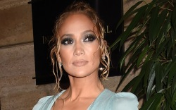 jennifer lopez, dress, video