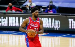joel embiid, Philadelphia 76ers, Lakers, game