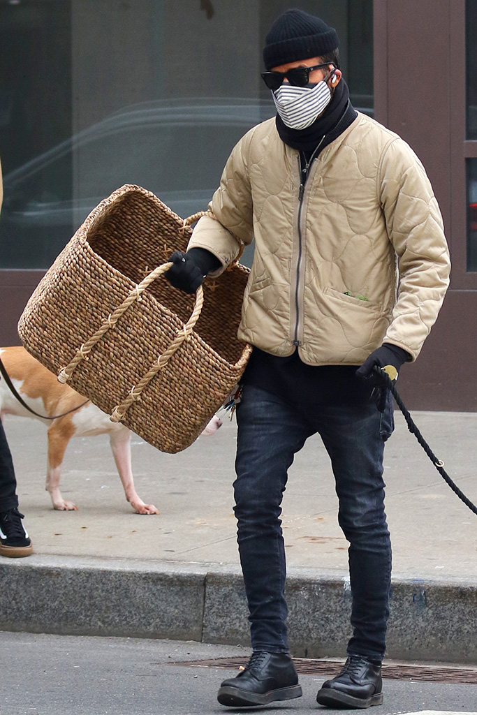 Justin Theroux, style