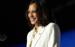 Kamala Harris, VP, inauguration
