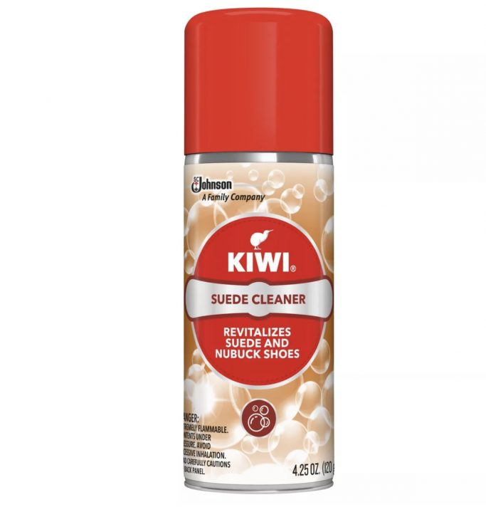 Kiwi Suede Cleaner