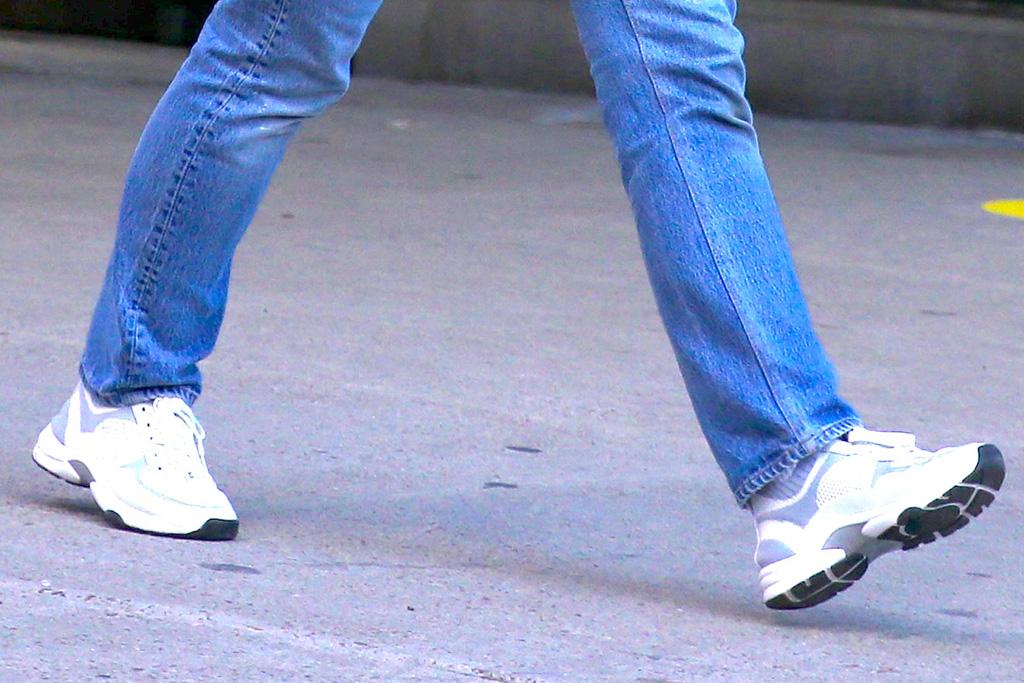 lily-rose depp, jeans, sweatshirt, new york, style, paris, sneakers, chanel