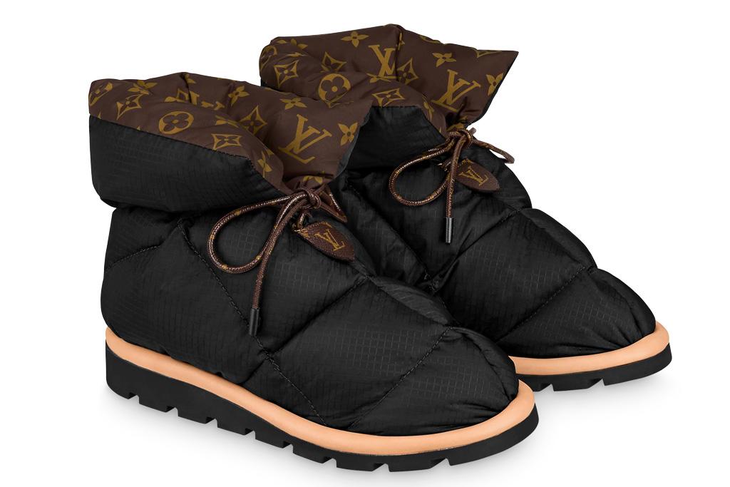 Louis Vuitton Pillow Comfort boots, puffer