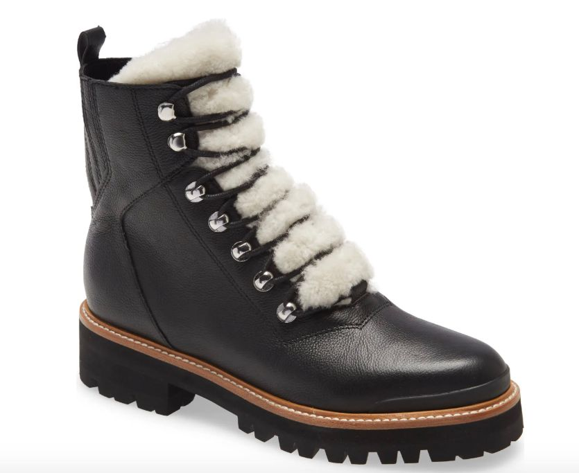 marc fisher izzie boot, hiking boots, 2021 trends, boots, fashion