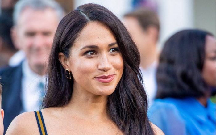 Meghan Markle, Duchess of Sussex wife of Prince Harry Duke of Sussex and mother of Archie Mountbatten-Windsor) will celebrate her 39th birthday on August 4, 2020. The Royal couple currently lives in LA. America. 03 Aug 2020 Pictured: Meghan Markle, Duchess of Sussex wife of Prince Harry Duke of Sussex and mother of Archie Mountbatten-Windsor) will celebrate her 39th birthday on August 4, 2020. The Royal couple currently lives in LA. America. Photo credit: MEGA TheMegaAgency.com +1 888 505 6342 (Mega Agency TagID: MEGA692422_005.jpg) [Photo via Mega Agency]