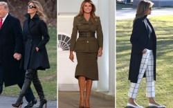 melania trump, heels