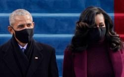 michelle obama, barack obama, inauguration, joe