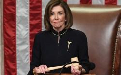nancy pelosi, speaker of the house,