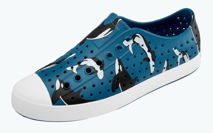 Native Shoes Jefferson Orca Print