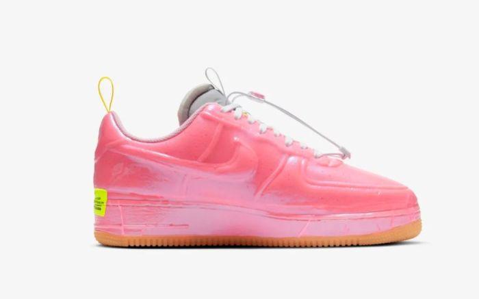 nike air force 1 experimental racer pink, af1