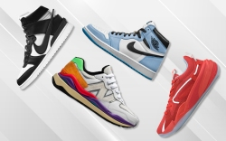Nike Jordan Brand Puma New Balance