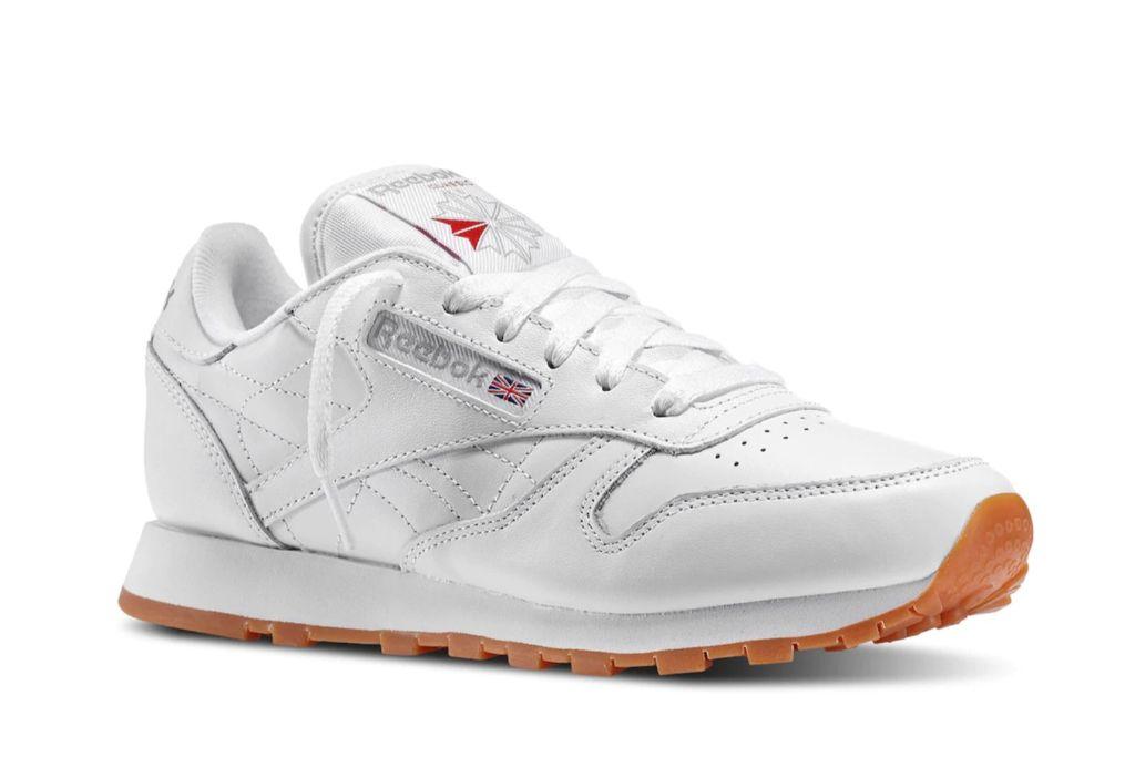 reebok, classic leather sneaker, DSW