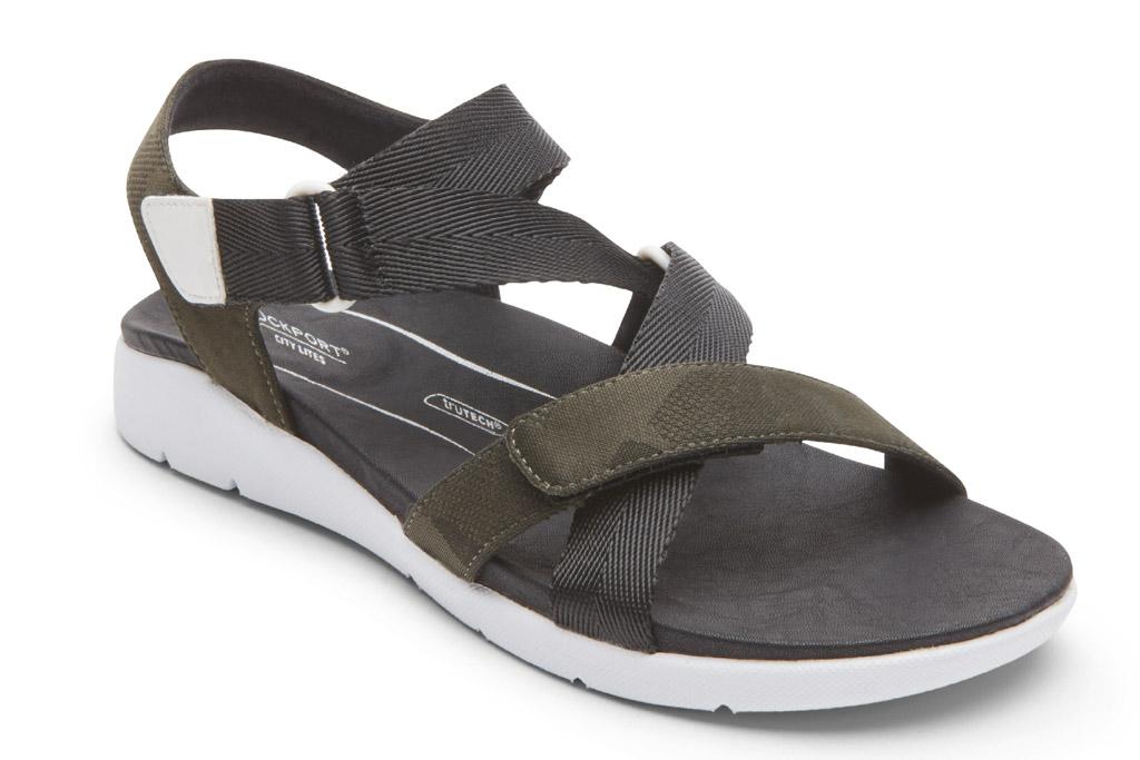 sandals, rockport