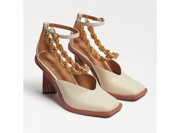 sam-edelman-evita-heel, chain shoe trend
