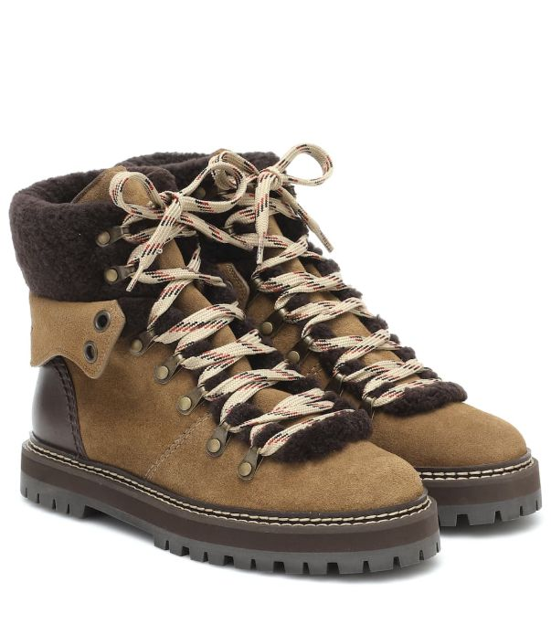 see by chloe boots, hiking boots women's, spring 2021 trends, 2021 trends