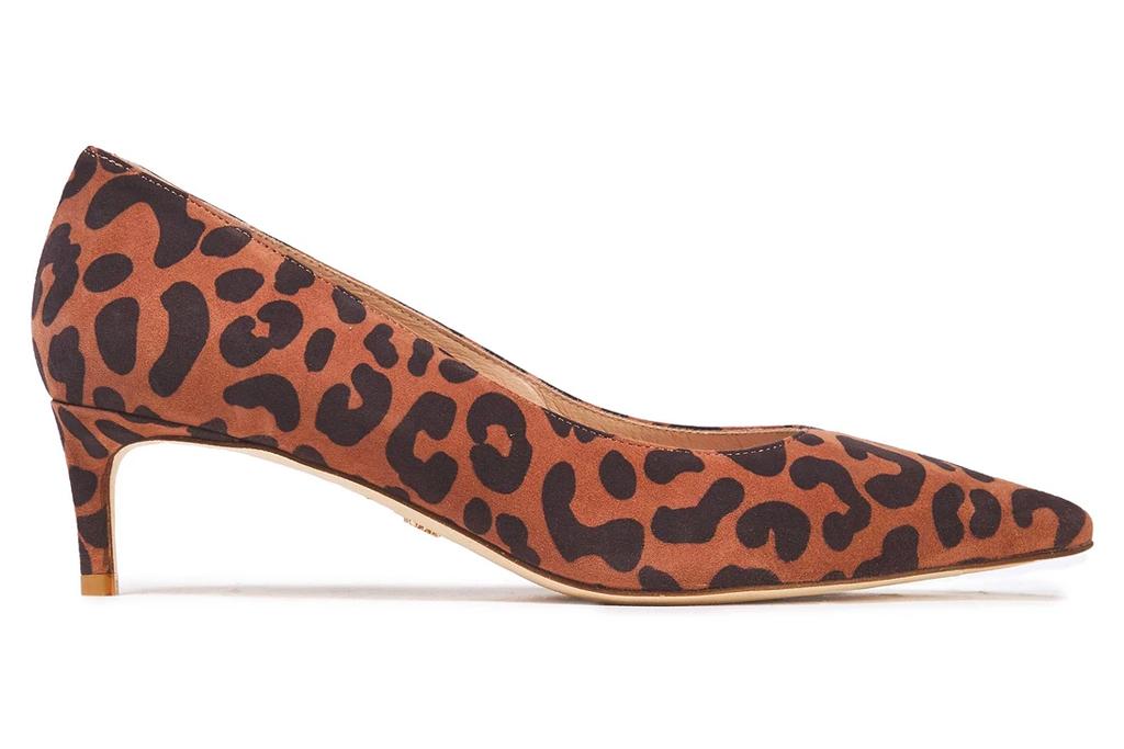 leopard heels, cheetah, pumps, stuart weitzman