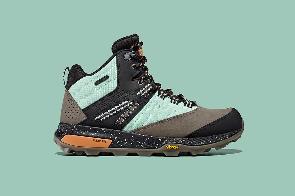 Merrell x Unlikely Hikers Zion Mid Waterproof