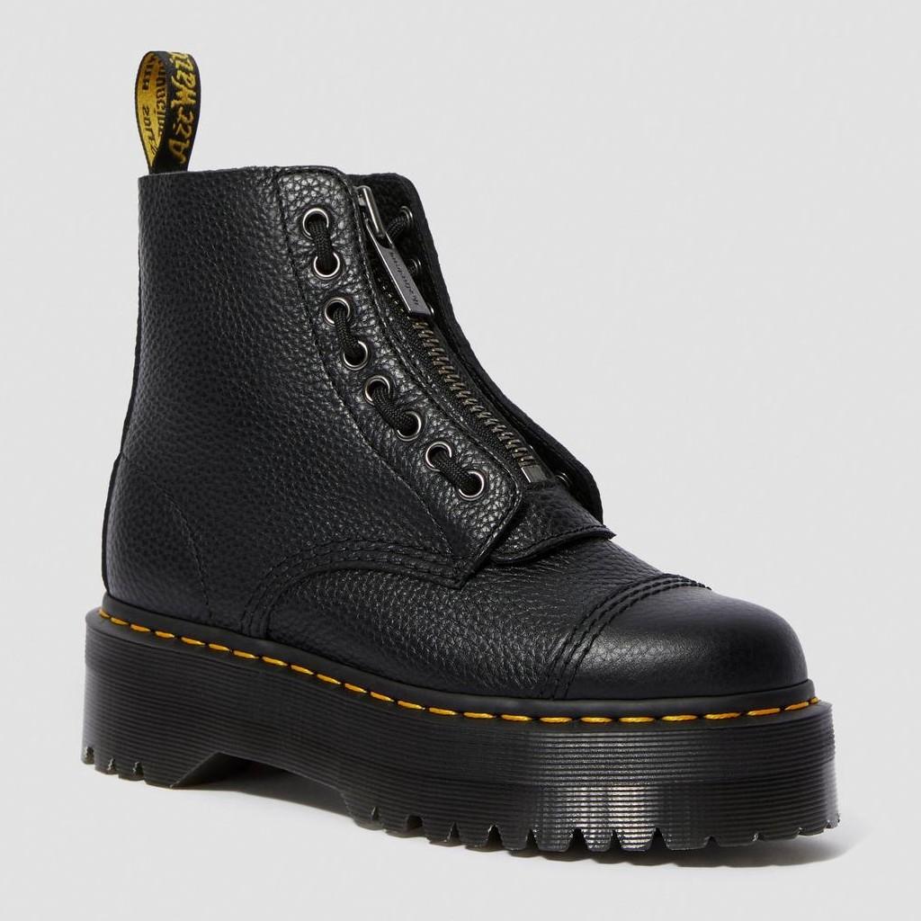 Dr. Martens Sinclair Women's Leather Platform Boots