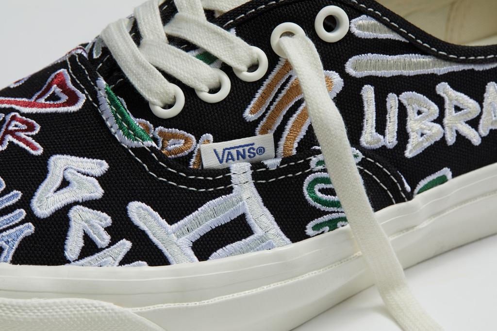 Vault by Vans OG Authentic LX Zodiac, vans, Johannes Wieser, sneakers