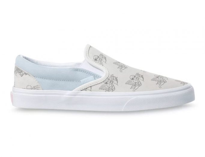 Vans Love You Death Slip-On