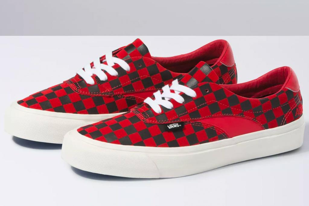 vans, sneakers, checkerboard, check