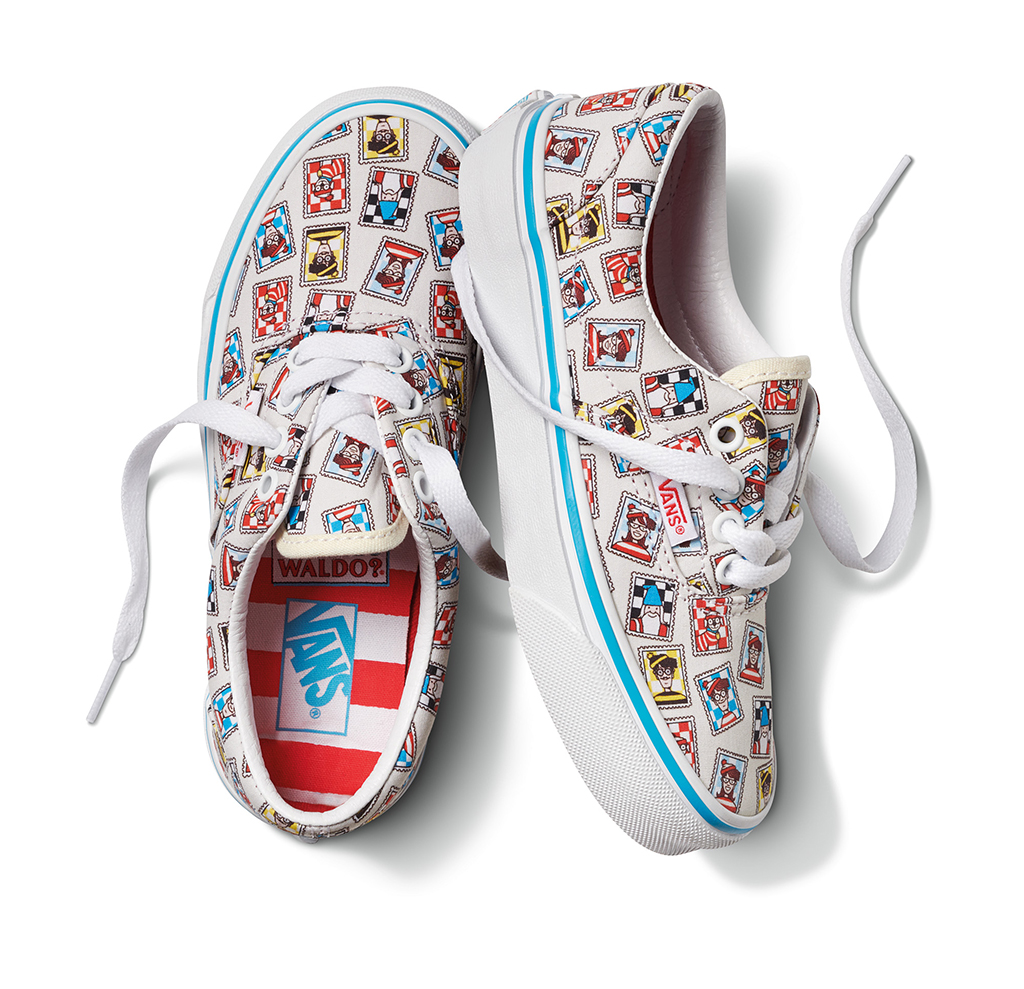 Where's Waldo Vans Era