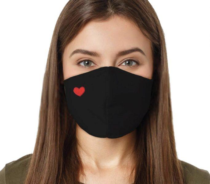 Zenny Heart Mask