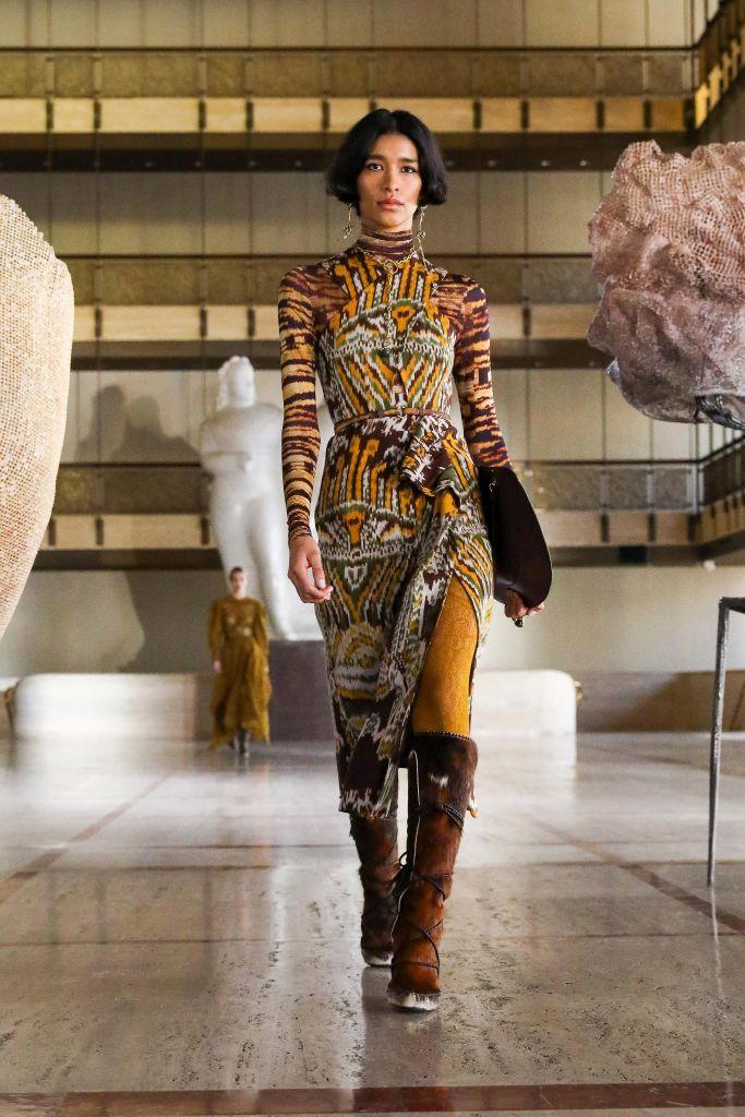 ulla johnson, ulla johnson fall 2021, fall 2021, nyfw, new york fashion week