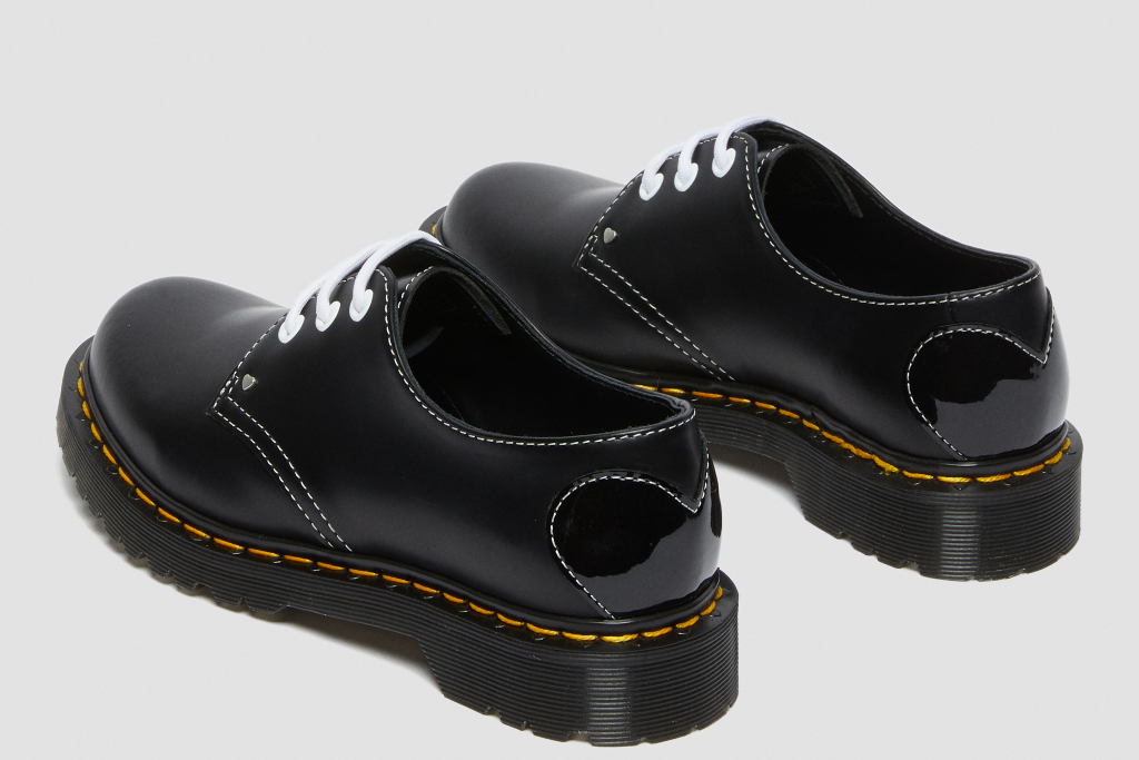 dr. martens, 1461 hearts, oxford, shoes