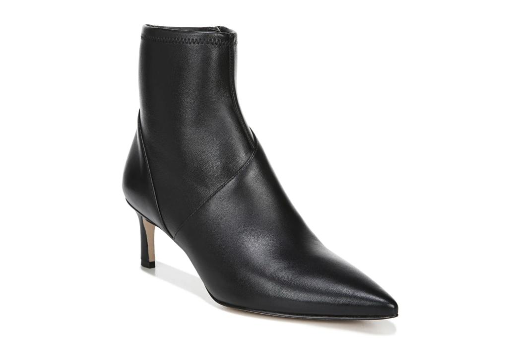 black boots, booties, 27 edit