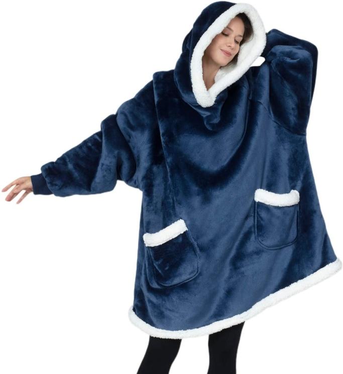 Bedsure Wearable Blanket