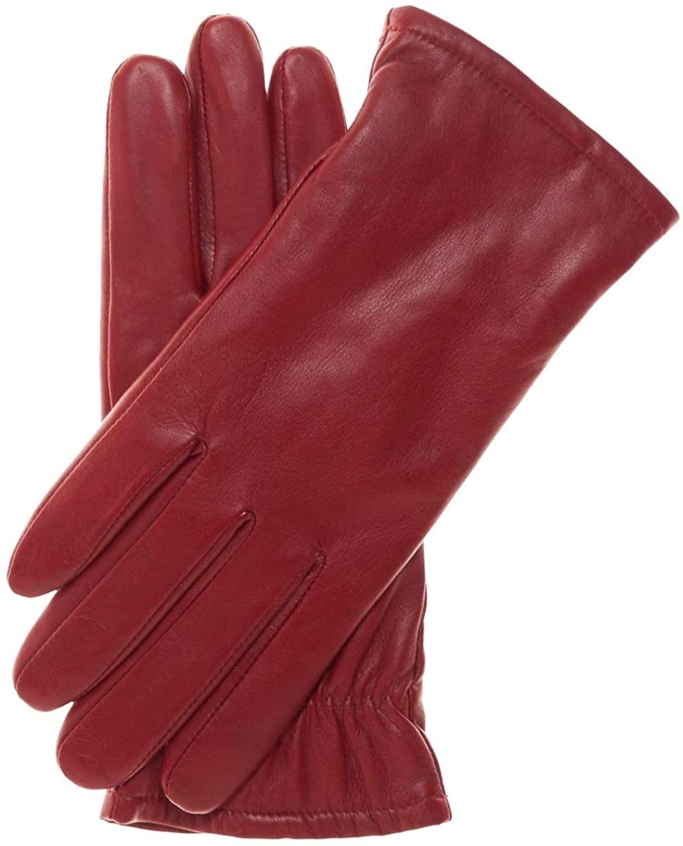 Pratt and Hart Broadway Classic Thinsulate Lined Leather Gloves
