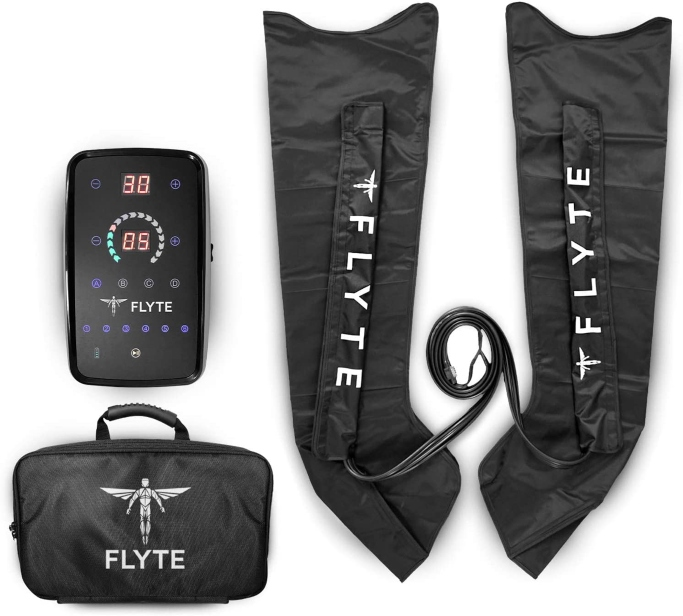 Flyte Recovery Boots System, compression boots