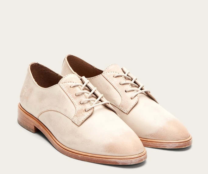 Frye Emory Oxford, shoes you can wear without socks