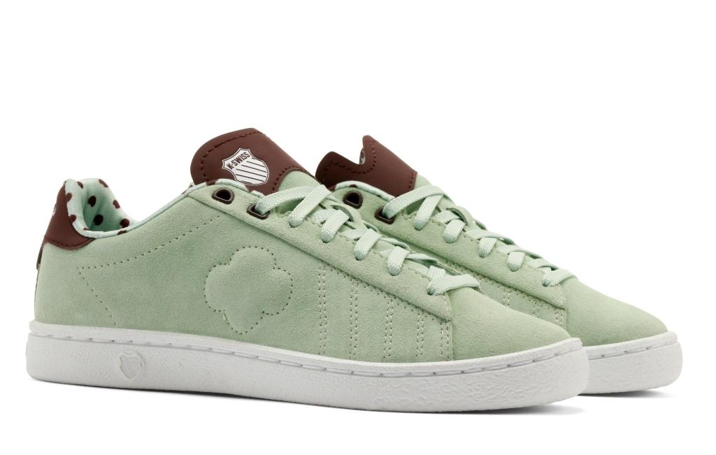 Girl Scout x K-Swiss Court 66 sneaker