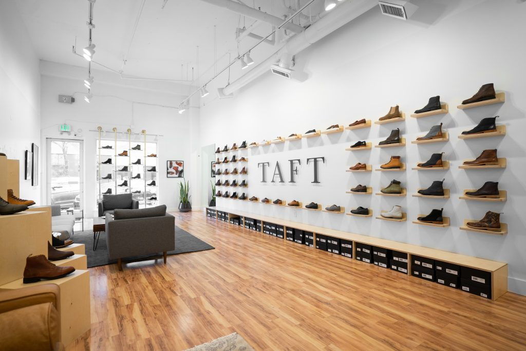 Taft Clothing's new store in Dallas' West Village