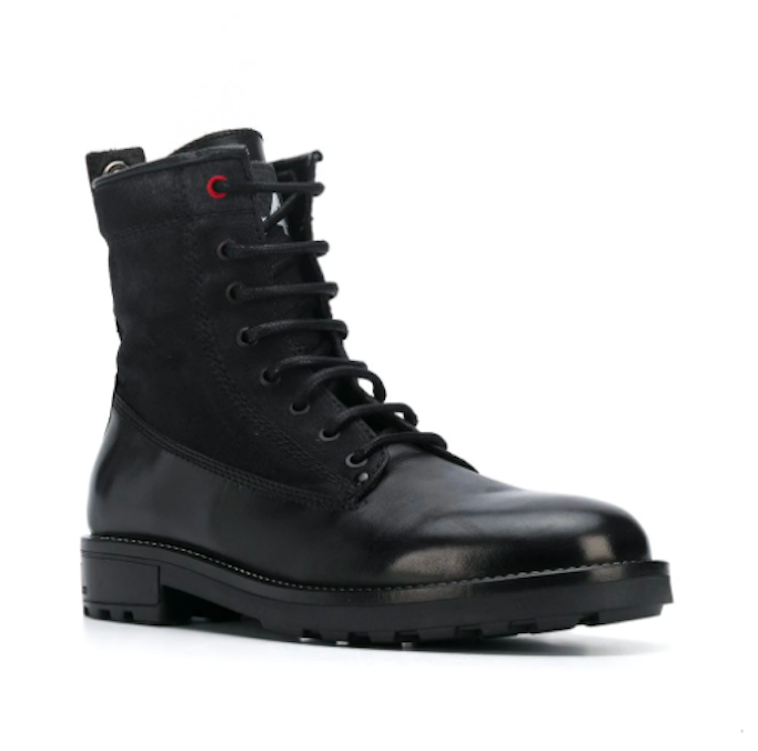 Diesel, Lace Up boot, Combat boot, men's