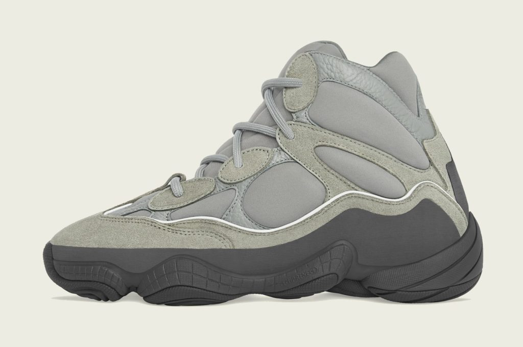Adidas Yeezy 500 High 'Mist Slate'