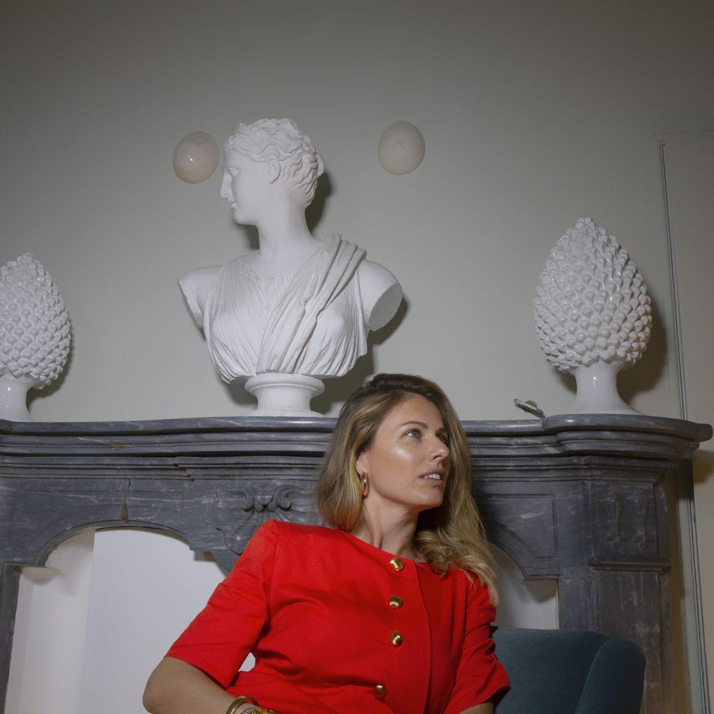 Barbara Borghini, founder of Gia Couture
