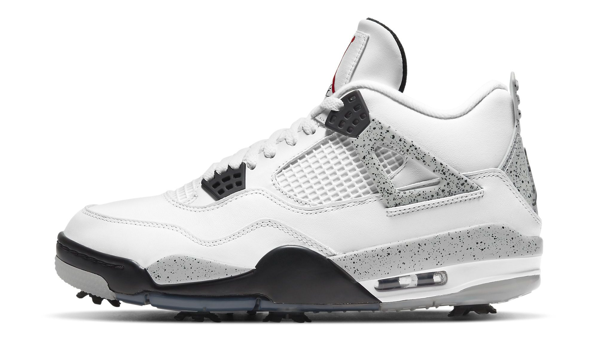 Air Jordan 4 Golf 'White/Cement' Release Info: How to Buy a Pair ...