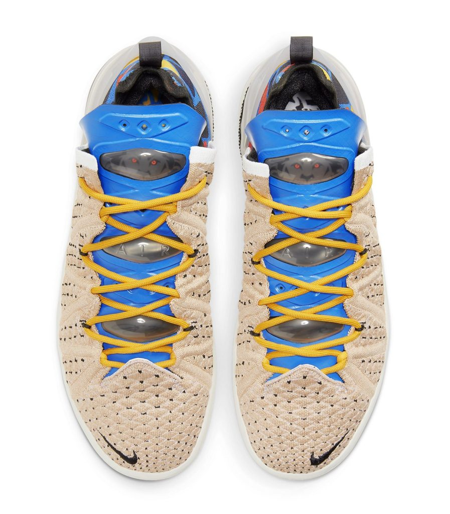 Nike LeBron 18 'Majestic Ferocity'