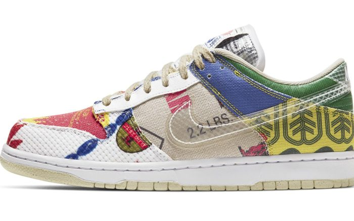 Nike Dunk Low 'City Market'