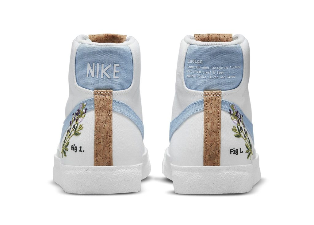 Nike Blazer Mid 'Indigo'