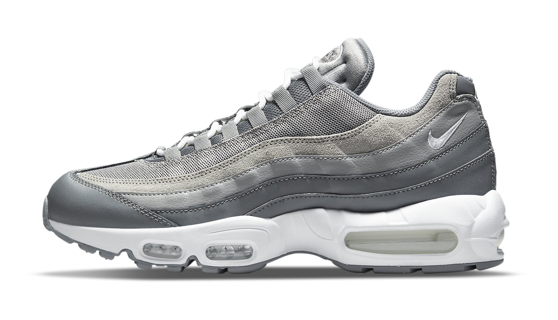 Nike Air Max 95 'Cool Grey' Release Info: Here's How to Buy a Pair ...