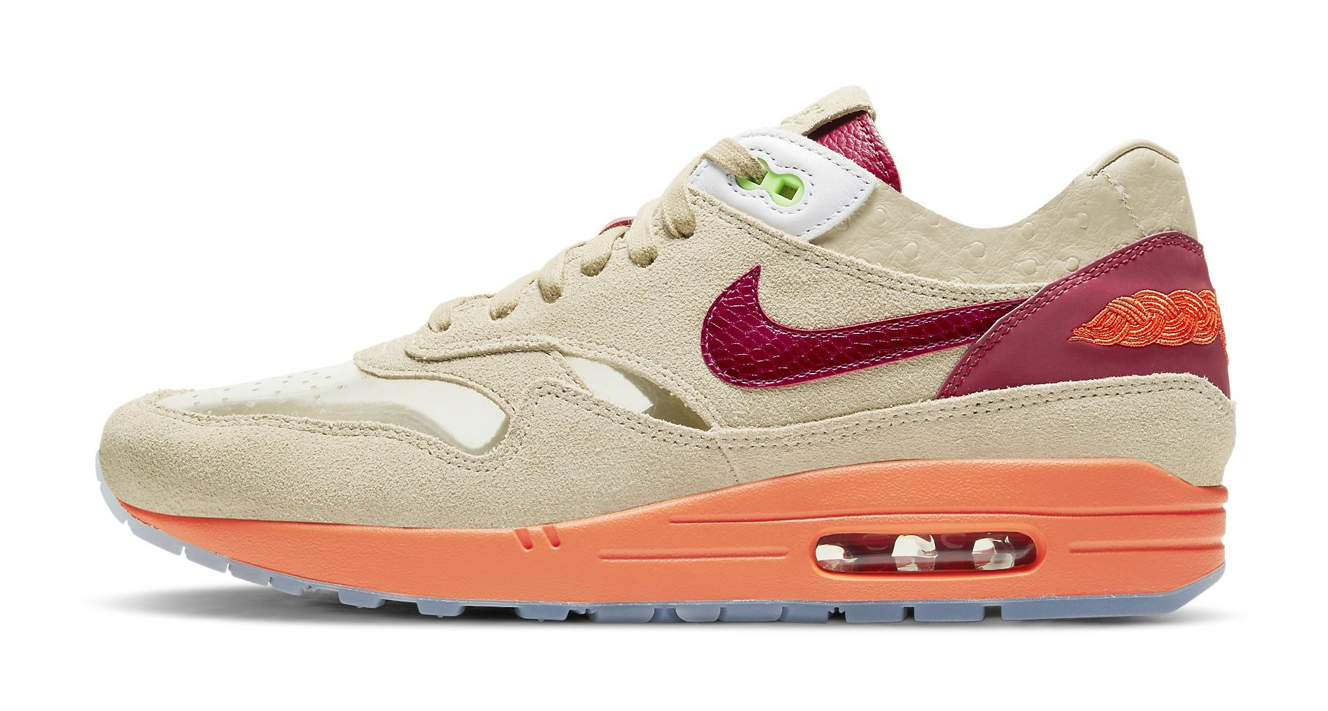 Clot x Nike Air Max 1 'Kiss of Death' Release Info: How to Buy It ...