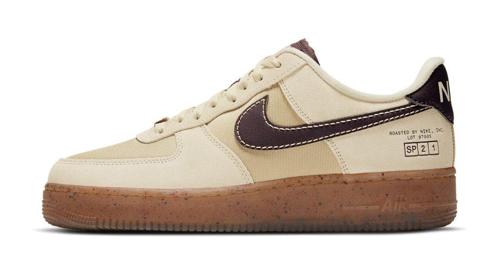 Nike Air Force 1 Low 'Coffee'