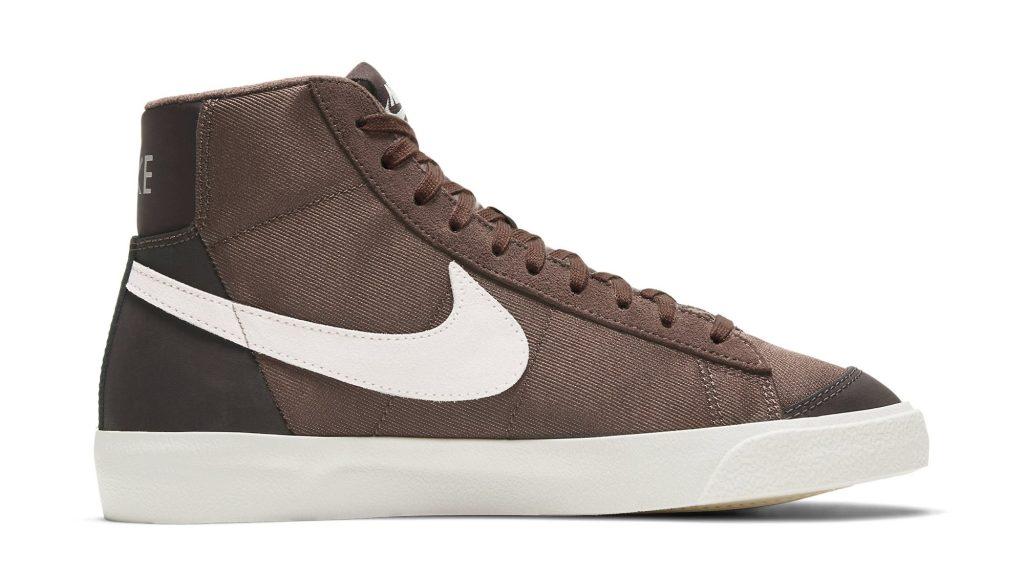 Nike Blazer Mid 'Coffee'