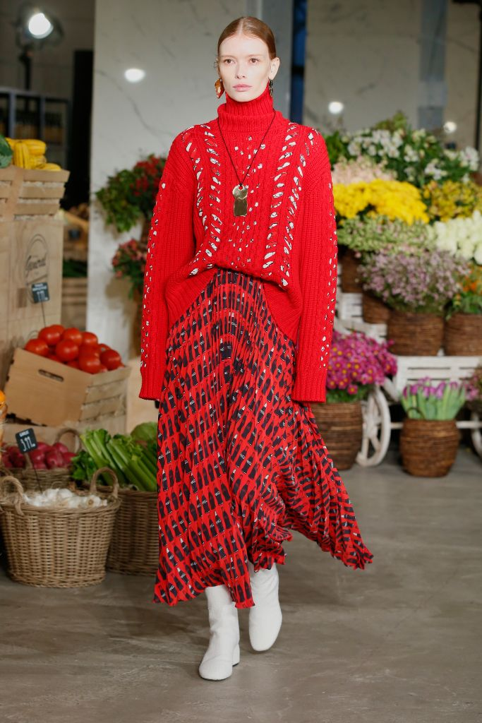 jason wu, nyfw, new york fashion week