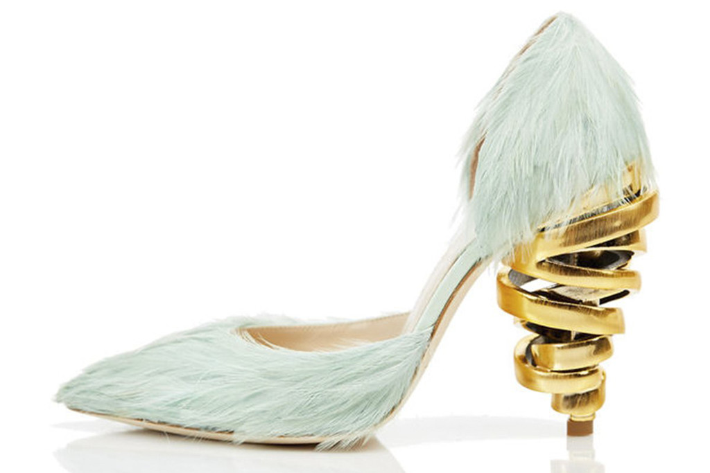 keeyahri shoes, jenine keeyahri, statement heels